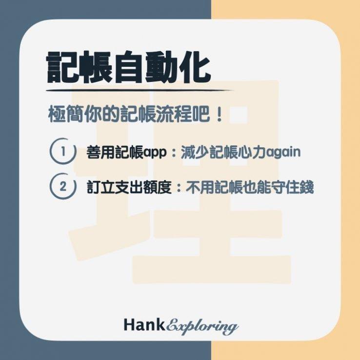 【極簡理財】記帳自動化