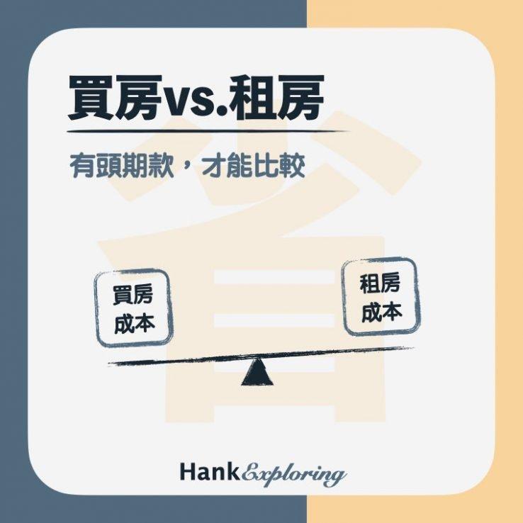【買房租房】買房vs.租房選擇