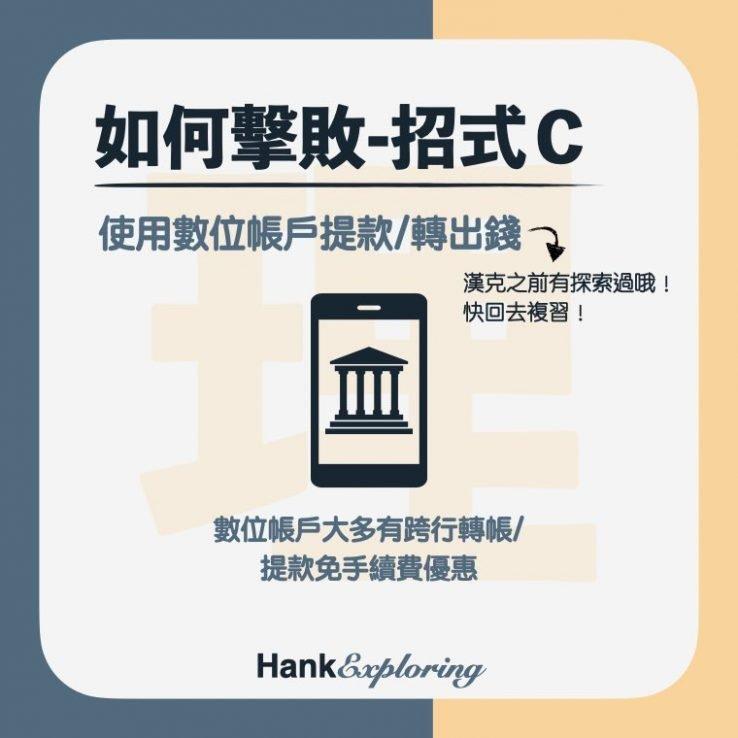 【跨轉跨提】如何省跨行轉帳/跨行提款手續費-使用數位帳戶