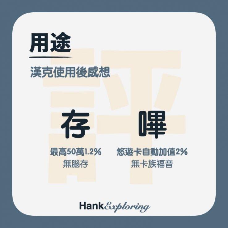 【上海銀行數位帳戶】用途