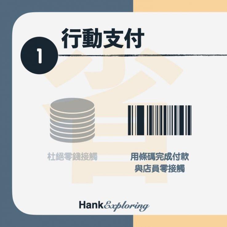 【居家防疫】零接觸數位生活:善用行動支付